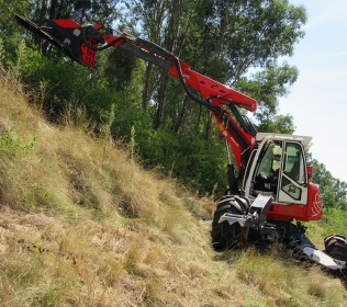 Euromach R65 SP Big Foot - Forester