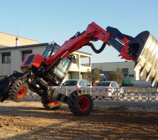Escavatore ragno nuovo R955
