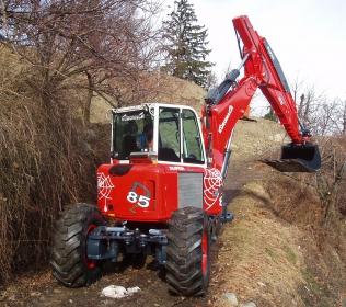 Euromach R85 L