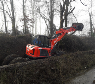 Euromach R555H Big Foot - Forester