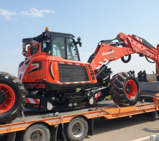 R1255 Big Foot - Forester