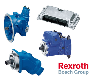 R1055 Forester - Componenti Rexroth