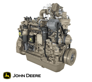 R1253 Big Foot Forester - John Deere 4045HFC93 Tier 3 B