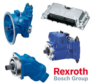 R1253 Big Foot Forester - Componenti Rexroth