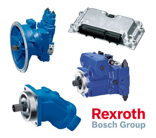 R65 SP Big Foot - Forester - Composants Rexroth