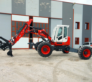 R65 SP Big Foot - Forester - 4 roues motrices