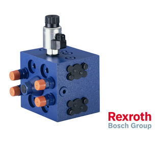 R853 - Blocco differenziale Rexroth